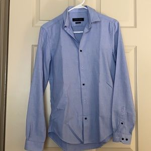 Classic men's dress shirt